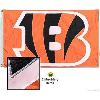 Cincinnati Bengals 2x3 Feet Flag