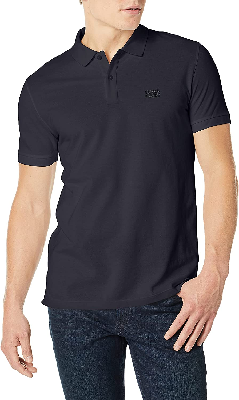 Hugo Boss Men's Pallas Shirt Alternative dealer Short Polo Sleeve Max 89% OFF
