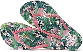 Havaianas SLIM MAGIC MINNIE womens Flip-Flop