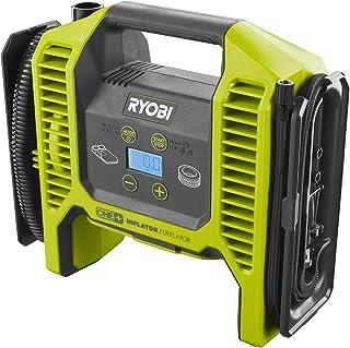 Ryobi R18MI-0 ONE+ Cordless Multi Inflator (Bare Tool), 18 V
