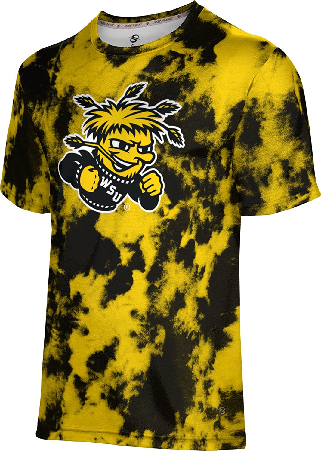 ProSphere Omaha Super Special SALE held Mall Wichita State University T-Shirt Men's Gr Performance