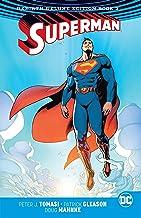 Superman (2016-2018): The Rebirth - Deluxe Edition: Book 2