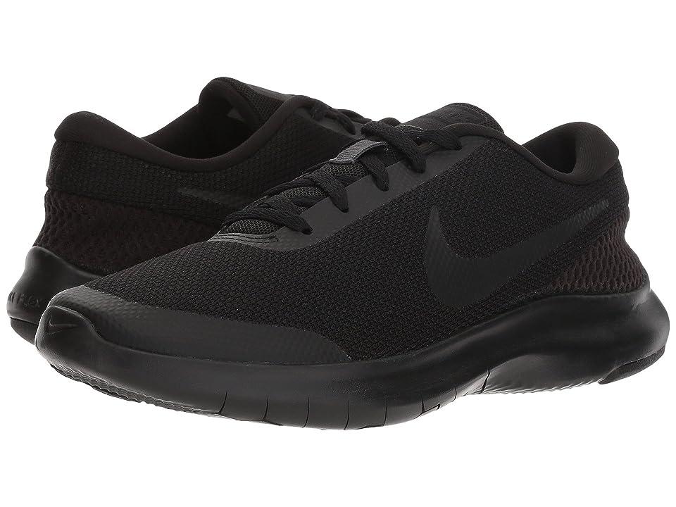 Nike Flex Experience RN 7 (Black/Black/Anthracite) Women