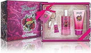 Tattoed by Inky Woman Gift Set Perfume, Body Lotion Lip GLoss