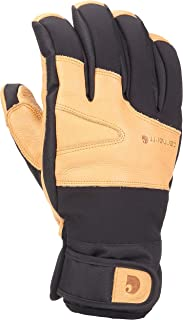 Carhartt Men's Winter Dex Cow Grain Leather Trim Glove