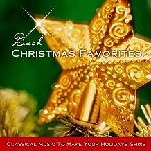 Bach Christmas Favorites