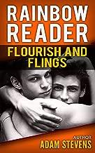 Rainbow Reader Orange: Flourish and Flings (Rainbow Reader Series Book 2)