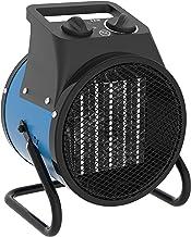 GÜDE GEH 3000P - Calefactor eléctrico (cerámica, 230 V, 3000 W)