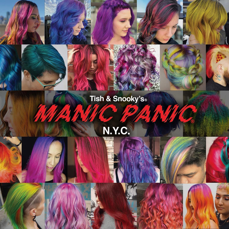 Практичная яркость Manic Panic