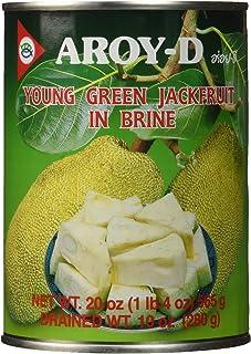 Jackfruit in Brine (Ka Noon) – 20oz (Pack of 3)