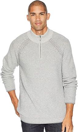Strahlhorn 1/4 Zip Sweater