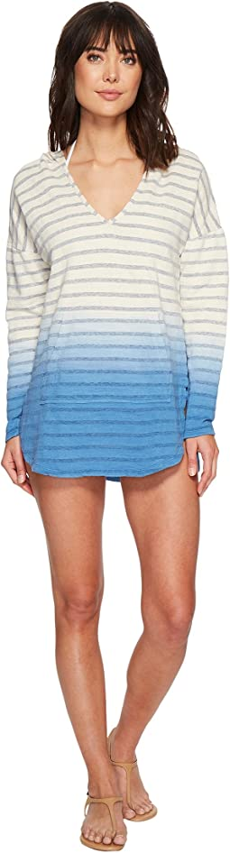 Set Sail Angie Hoodie Cover-Up