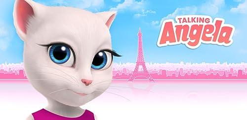 『おしゃべり猫のトーキング・アンジェラ』のトップ画像