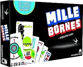 Dujardin - Juego de mesa 1000 Bornes, Serie negro, El juego del Coup-Fourré