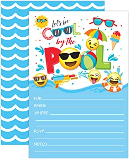 Best water slide party invitations Reviews