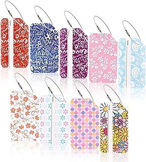 Multicolore Fridolin Etichetta per valigie multicolore - 2111562