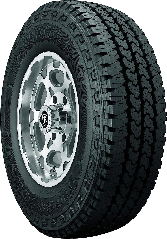 Firestone Transforce AT2 All Terrain Commercial Tire overseas Truck Rare Light
