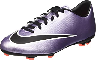 super popular 118d3 8309f Nike Youth Mercurial Victory V Firm Ground Soccer Cleats