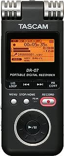 TASCAM ICレコーダー 高音質 DR-07