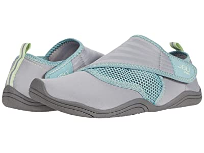 JBU Mermaid III (Light Grey/Teal) Women