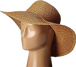 PBL3061 Round Crown Sun Brim Hat