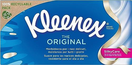 Kleenex - Caja de pañuelos - 70 unidades
