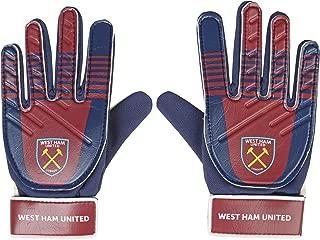 Official Soccer Gift Kids Youths Goalkeeper Goalie Gloves