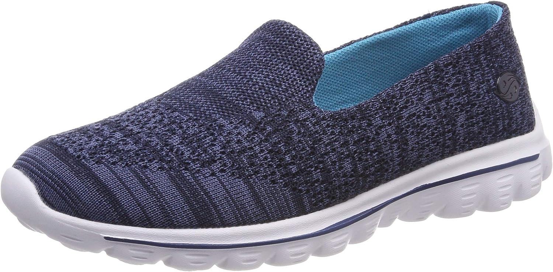 Dockers by Gerli Women's 44he201-700660 Low-Top Sneakers