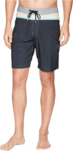 Congos Four-Way Stretch Boardshorts