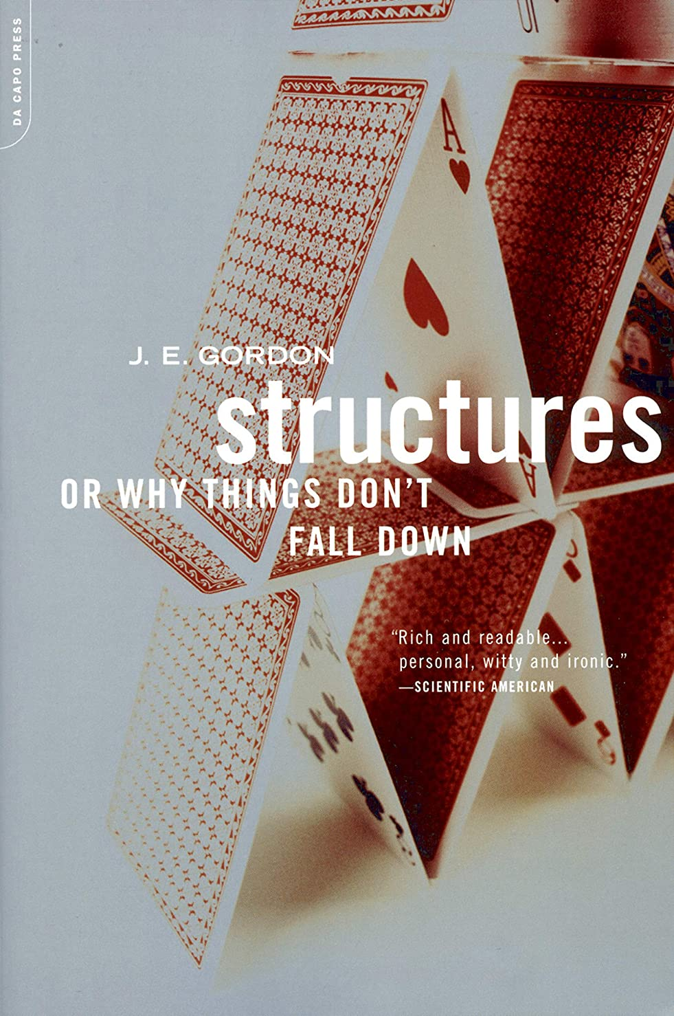 灰チーズ返済Structures: Or Why Things Don't Fall Down (Da Capo Paperback) (English Edition)