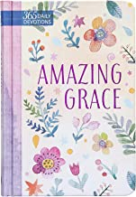 Amazing Grace (Imitation Leather) – 365 Daily Devotions that Express the Unconditional Love of Our Heavenly Father – Makes...