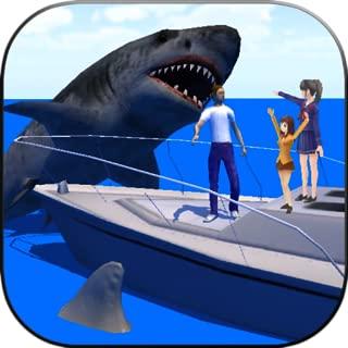 3d shark games