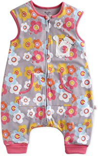 Vaenait baby 1-7Y Kid Girls Double Layered Cotton Wearable Blanket Sleeper Collection
