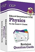 New Grade 9-1 Edexcel International GCSE Physics: Revision Question Cards (CGP IGCSE 9-1 Revision)