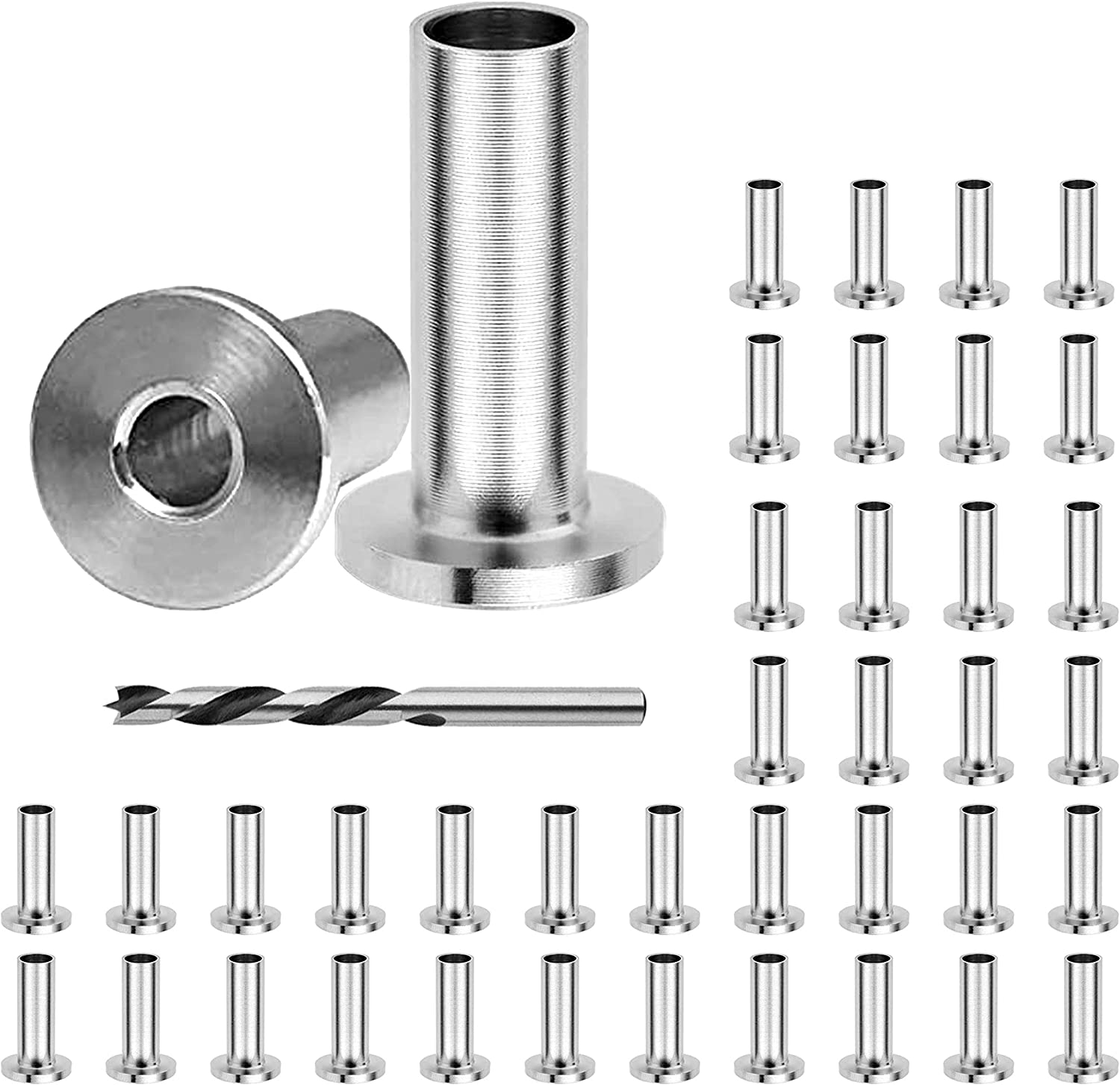 Max 73% OFF Cable Railing Kit low-pricing - Deck Kit: Steel Stainless Sleev Protector 40