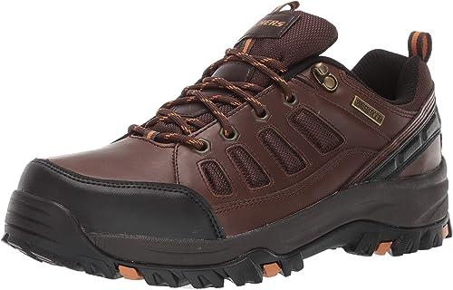 Semego Hiking amp; Men Waterproof Schuhe Hiker Lo 39;s Skechers Relment 9WHDYeEI2b