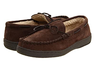 L.B. Evans HideAways by L.B. Evan Morgan (Chocolate Suede) Men