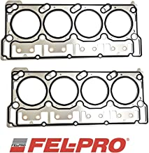 FEL-PRO Head Gasket Set of (2) compatible with Ford 6.0L Diesel for 20mm Dowels F250 F350 F450 F550