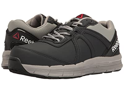 Reebok Work Guide Work Steel Toe (Navy/Grey) Men