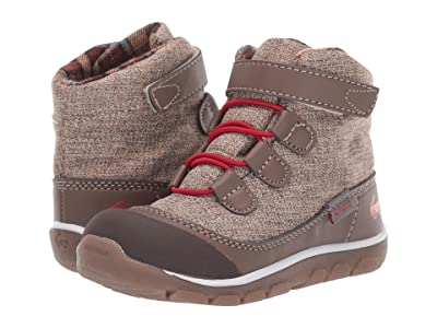See Kai Run Kids Sam II WP (Toddler/Little Kid) (Brown/Red) Boy