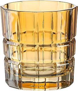 Leonardo Trinkglas SPIRITII, Glas, Trinkgefäß, Wasserglas, Kalk-Natron Glas, Amber, 170 ml, 028763-1 Stück