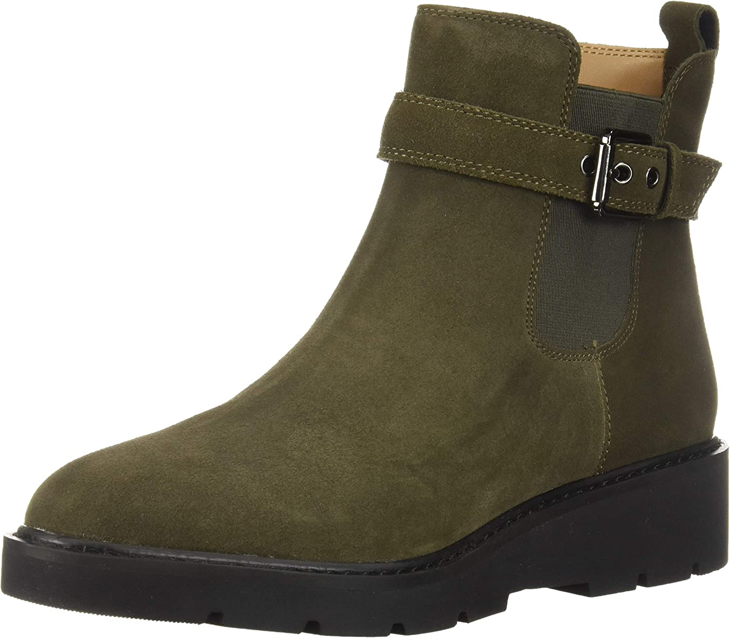 Franco Sarto Womens Meridian Ankle Boot