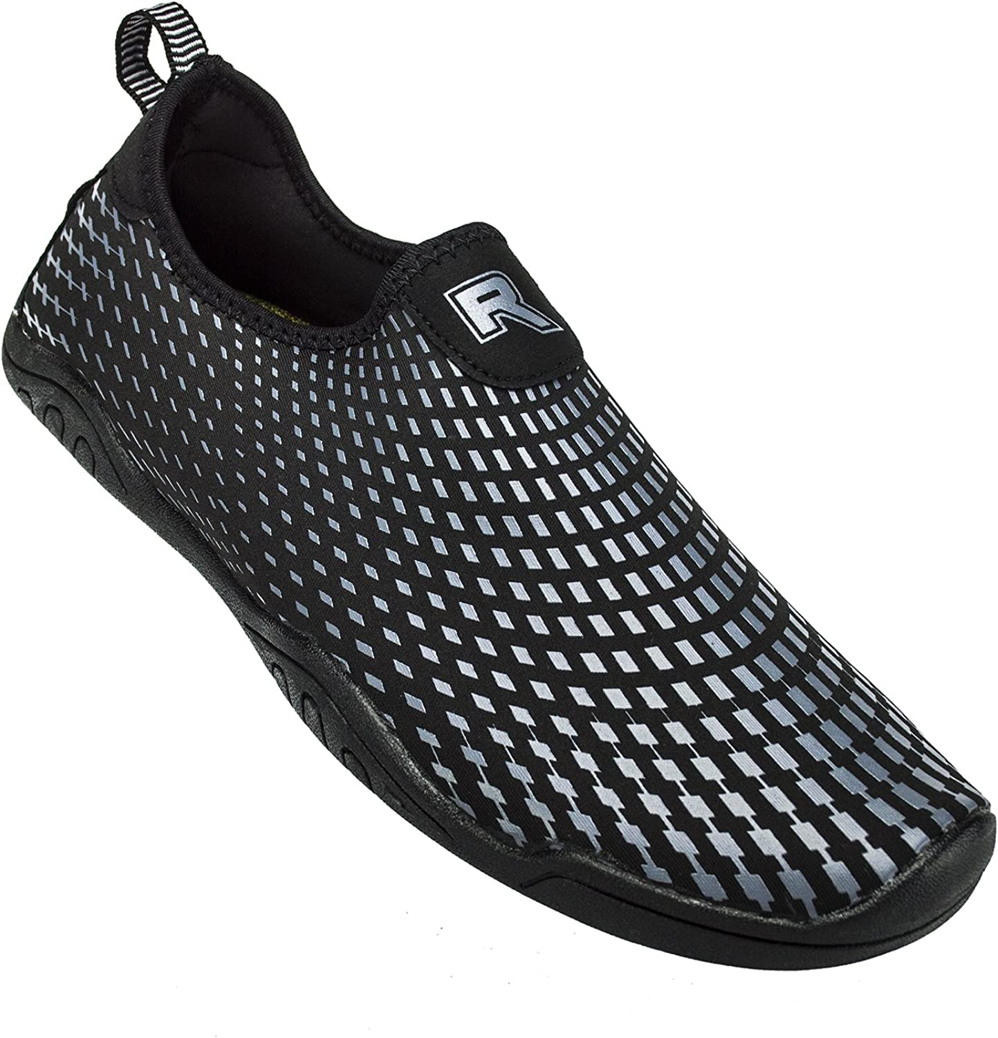 Cambridge Select Men's Closed Toe Lightweight Breathable Slip-On Water shoes