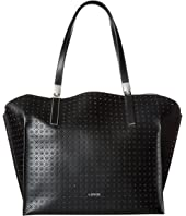Lodis Accessories - Blair Perf Anita East/West Multi Functional Satchel