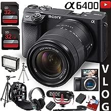 Best sony dschx80/b vlogging camera Reviews