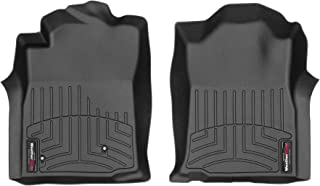 Weather tech Custom Fit Front Floorliner For Tacoma (Black)