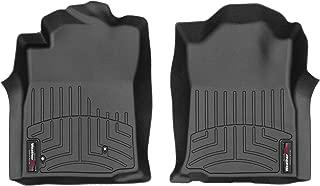 WeatherTech 440211 Custom Fit Front FloorLiner for Toyota Tacoma (Black)