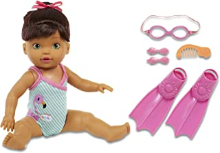 baby doll swimming