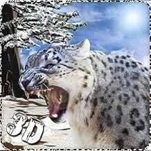 Rules Of Survival Snow Leopard  Simulator 3D: Hero Hunter Wild Animal hard Time survivor Tiger Warrior Revolution Adventure Mission Games Free For Kids 2018