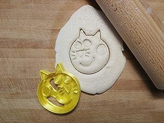 Taglia Biscotti gatto peppa pig